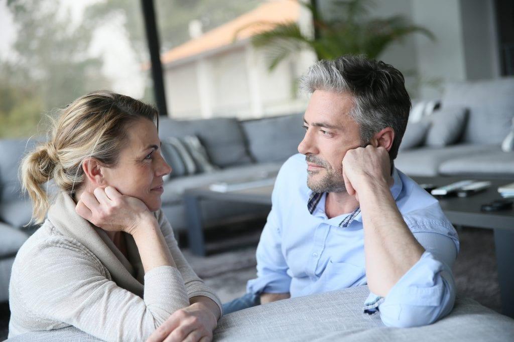 איך להתאהב בבן זוגך